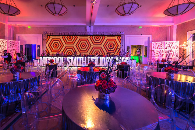 McKool Smith Holiday Party 2016 by Marty Perlman Studio